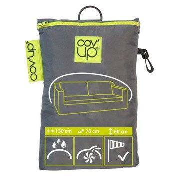 Housse de protection pour canapé COV'UP L.130 x l.75 x H.60 cm