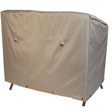 Housse de protection pour balancelle INNOV'AXE L.150 x l.155 x H.215 cm