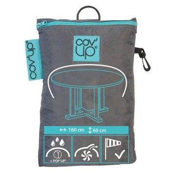 Housse de protection pour table et chaises COV'UP L.160 x l.160 x H.60 cm