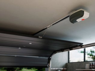 La motorisation des portes de garages