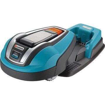 tondeuse robot sur batterie lithium 18v gardena r80 li 200 euros rembours s. Black Bedroom Furniture Sets. Home Design Ideas