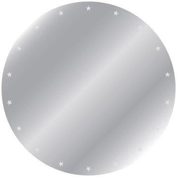 Miroir Stars, l.50 x H.50 cm
