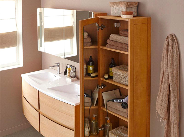 Une petite salle de bains où l'on se sent bien