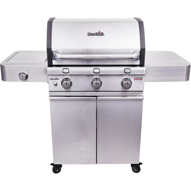 Barbecue Au Gaz Char Broil Premium 3400 S Inox