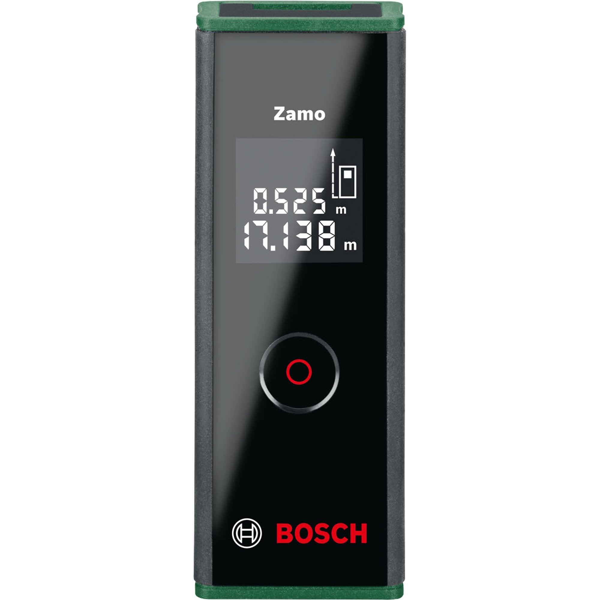 Telemetre Laser Bosch Zamo 20 0 M Leroy Merlin