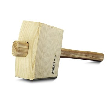 Maillet de menuisier bois STANLEY, 1.23 kg