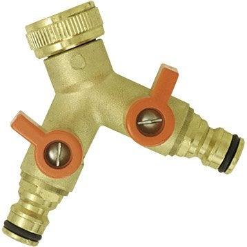 Sélecteur nez de robinet automatique 20/27 mm BOUTTE