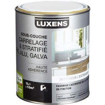 Sous-couche carrelage / stratifié / pvc / aluminium / galva LUXENS 1 l