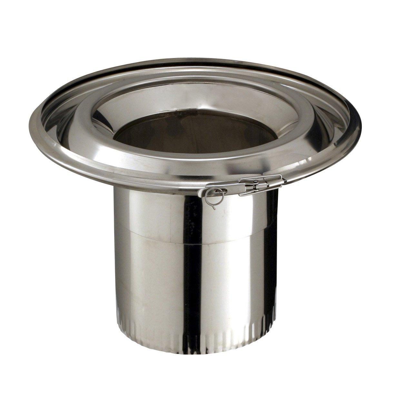 Vasque Salle De Bain Ciffreo Bona ~ r duction conique p230i 180 poujoulat d 230 mm 28 x 16 cm leroy merlin