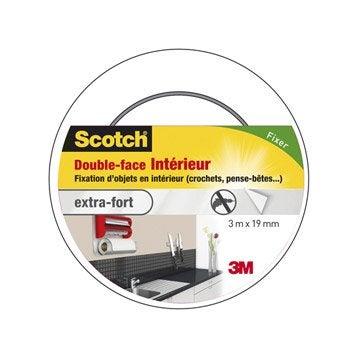 scotch double face et adh sif au meilleur prix leroy merlin. Black Bedroom Furniture Sets. Home Design Ideas