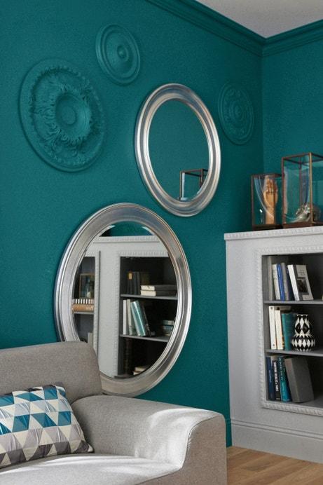 Le miroir parfaitement intégré
