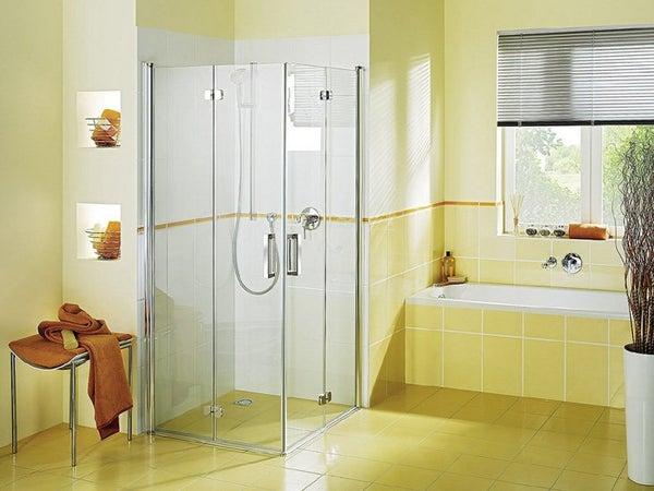 bien concevoir une salle de bains facile u00e0 vivre leroy merlin - Carrelage Antiderapant Salle De Bain Leroy Merlin