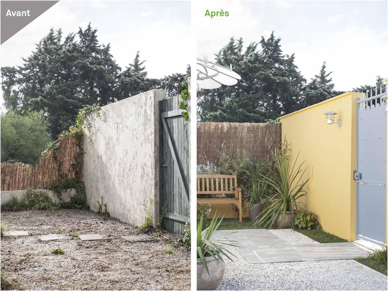 Avant / Après : Donnez un coup de jeune aux abords de la maison