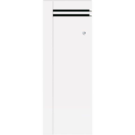 leroy merlin radiateur fonte best radiateur lectrique inertie fonte airelec naomi vertical. Black Bedroom Furniture Sets. Home Design Ideas