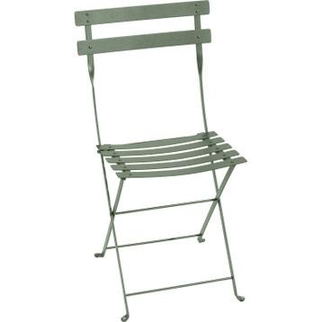 Chaise et fauteuil de jardin mobilier de jardin au - Leroy merlin chaise pliante ...
