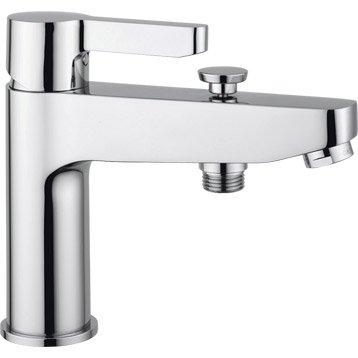 robinet de baignoire robinet de salle de bains leroy merlin. Black Bedroom Furniture Sets. Home Design Ideas