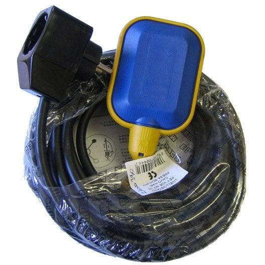 Microstart flotteur manque d 39 eau flotec leroy merlin - Pompe de relevage leroy merlin ...