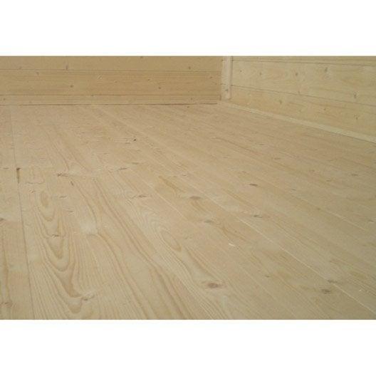Plancher en bois stockholm 2 x x cm for Biohort leroy merlin