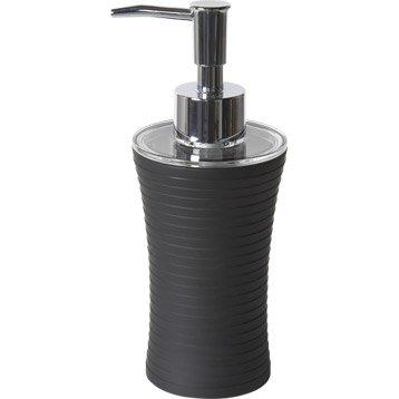 Distributeur de savon Gom, noir-noir 0