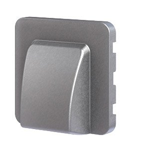 Cache Sortie De Câble Cosy Lexman Aluminium Mat Leroy Merlin