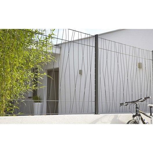 cl turer son jardin leroy merlin. Black Bedroom Furniture Sets. Home Design Ideas