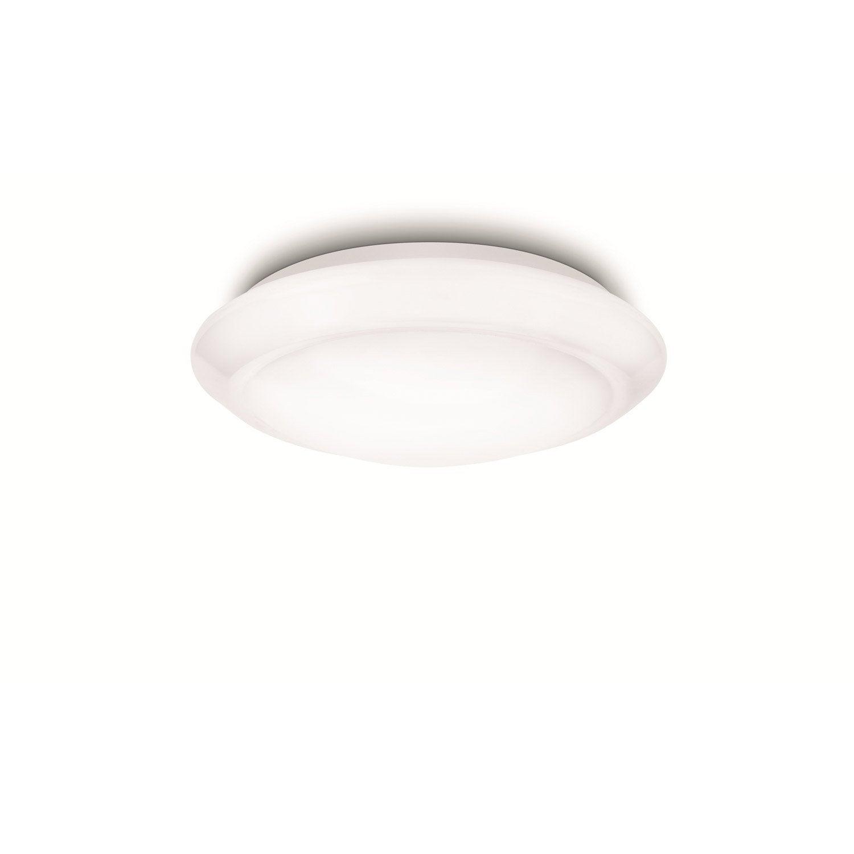X W Cinnabar Blanc1 6 Design Plafonnier Philips Led Plastique Intégrée LzUMGqSpV
