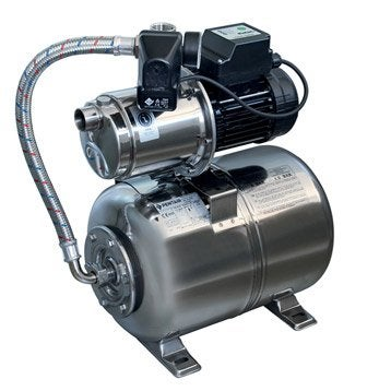 Surpresseur FLOTEC, Evo-multipress 340 sx logic safe 5000 l/h