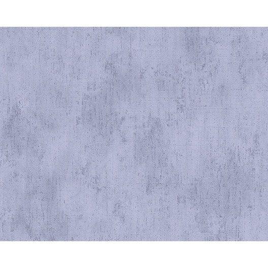papier peint sky bleu gris intiss metropolis 2 leroy merlin. Black Bedroom Furniture Sets. Home Design Ideas