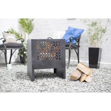 brasero de jardin brasero mexicain au meilleur prix leroy merlin. Black Bedroom Furniture Sets. Home Design Ideas