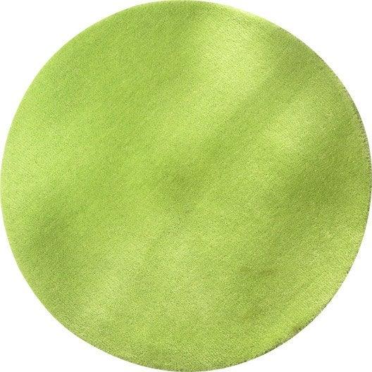 Tapis vert Rond vert, Diam.700 mm