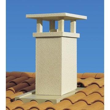 Cadre de fixation pour sortie de toit POUJOULAT