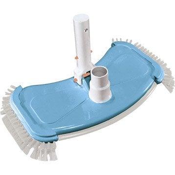 Accessoires nettoyage piscine epuisette manche balai for Nettoyage manuel piscine