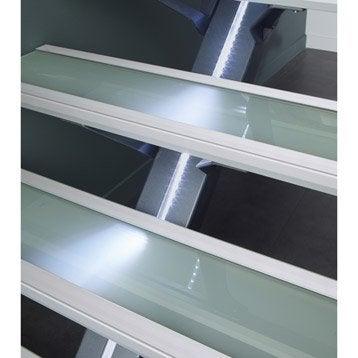 Kit de lumi re pour escalier mona escapi - Pave de verre leroy merlin ...