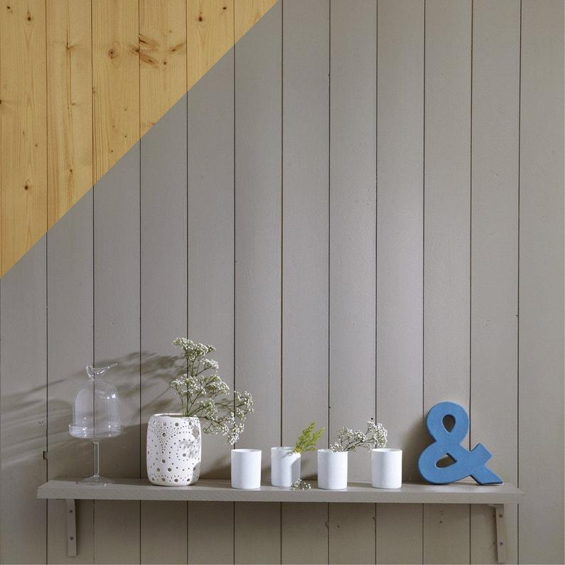 lasure int rieure poutre et lambris relook bois maison deco 1 l galet leroy merlin. Black Bedroom Furniture Sets. Home Design Ideas
