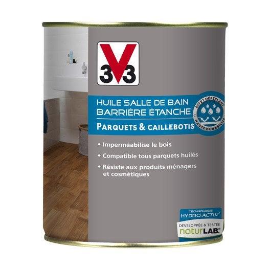 huile salle de bains hydro 39 activ v33 incolore l. Black Bedroom Furniture Sets. Home Design Ideas