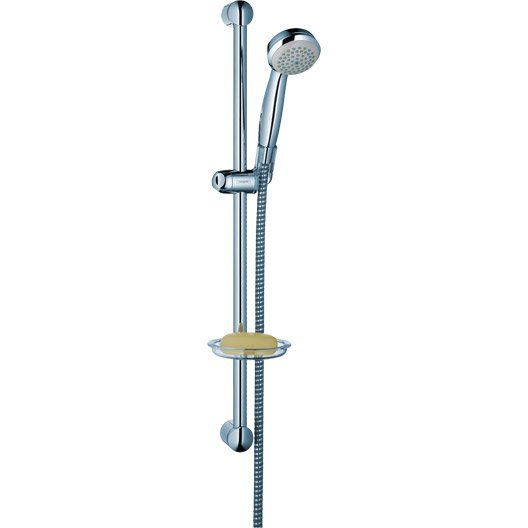 Ensemble de douche 1 jet hansgrohe club eco chrom leroy merlin - Ensemble de douche leroy merlin ...