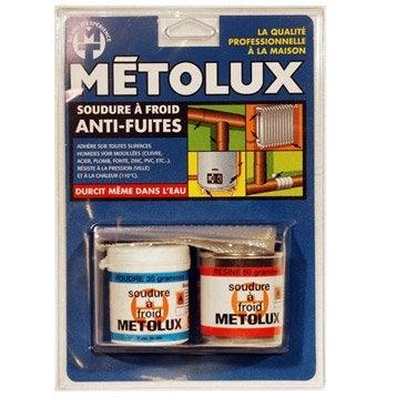 Soudure à froid spécial antifuite METOLUX