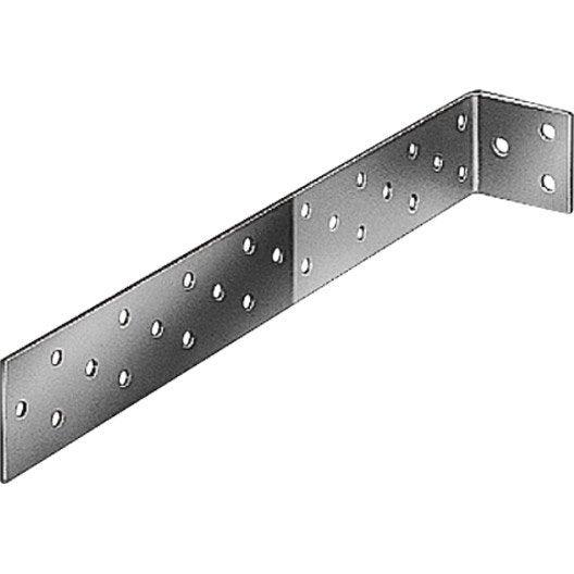 equerre b ton galvanis gah alberts 285x40x40 mm. Black Bedroom Furniture Sets. Home Design Ideas