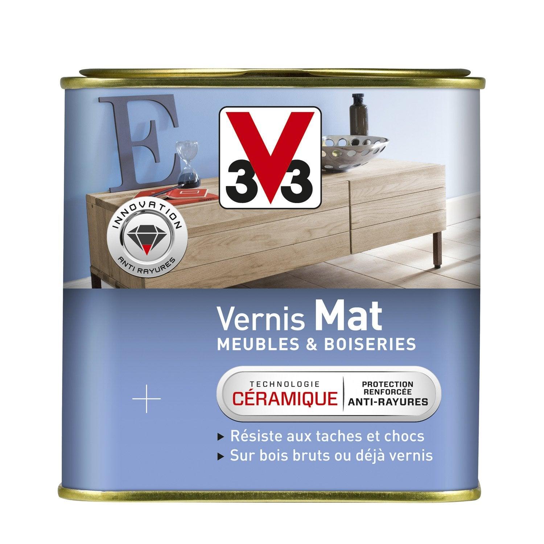 Charmant Vernis Meuble Et Objets V33, 0.75 L, Gris