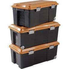Boite de rangement boite plastique pin carton leroy merlin - Cubes de rangement leroy merlin ...