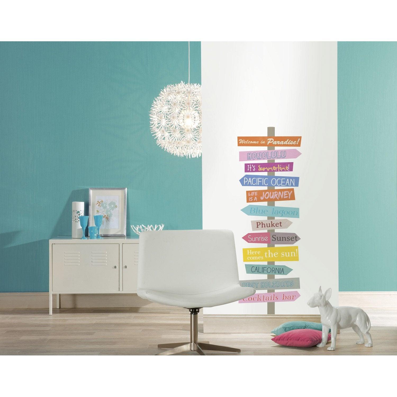 sticker direction 47 cm x 67 cm leroy merlin. Black Bedroom Furniture Sets. Home Design Ideas