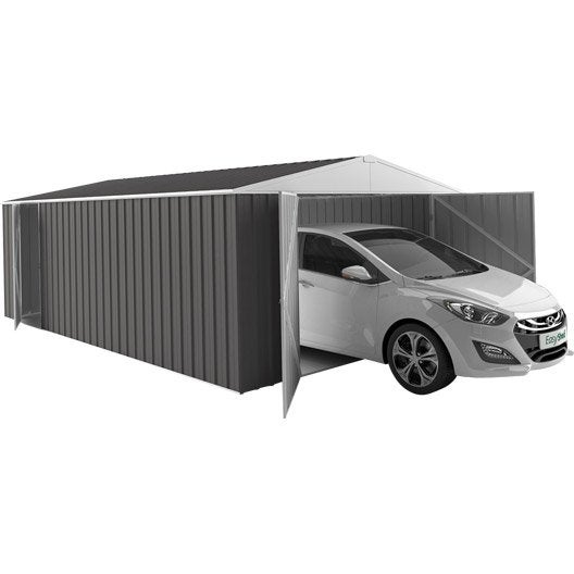 garage carport abri voiture leroy merlin. Black Bedroom Furniture Sets. Home Design Ideas
