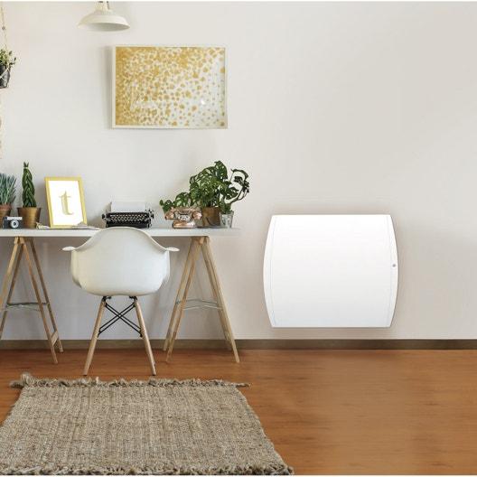 radiateur lectrique connect double syst me chauffant. Black Bedroom Furniture Sets. Home Design Ideas