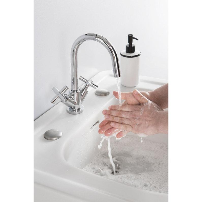peinture baignoire bac de douche lavabo v33 blanc 1 l leroy merlin. Black Bedroom Furniture Sets. Home Design Ideas