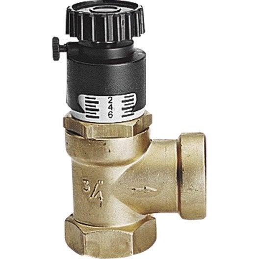 Soupape de pression différentielle f 20/27 B768-20 ECOPRO