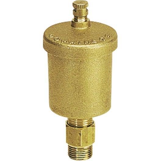 Purgeur automatique valve m12x17 ecopro leroy merlin - Purgeur automatique radiateur ...