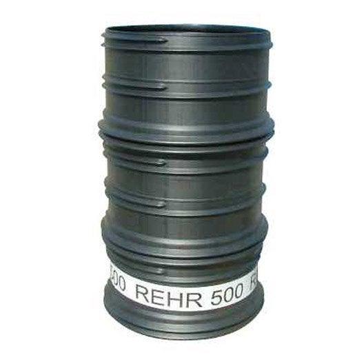 rehausse de regard polyéthylène, 33x33x50 cm | leroy merlin