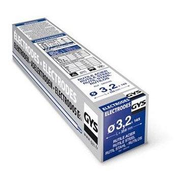 Lot de 155 électrodes rutile diamètre 2mm GYS 085121