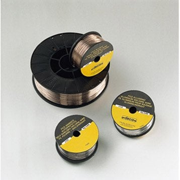 Bobine fil acier 0.8mm 5kg DECA