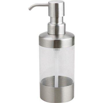 Distributeur de savon métal Loft, blanc-blanc 0